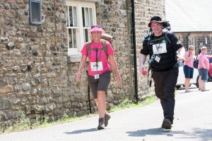 A couple takes on the three peaks challenge