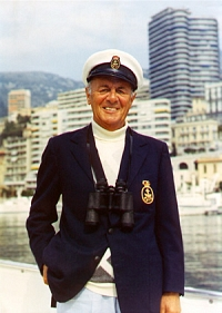 Admiral Joe inspired the creation of Dementia UK