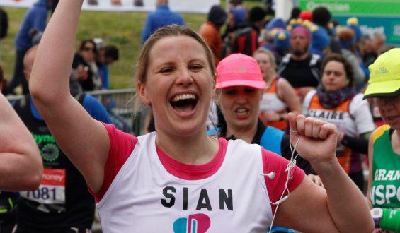 London Marathon runner fundraising for Dementia UK
