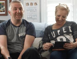Kelly and Ian's story