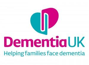 logo of Dementia UK