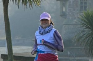 Admiral Nurse running for Dementia UK