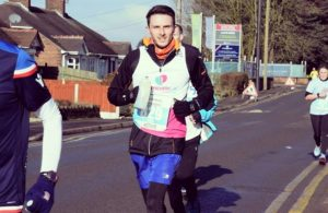 Dementia UK runner