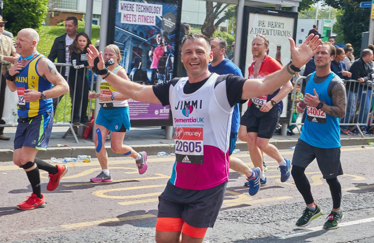 Supporter fundraising for Dementia UK