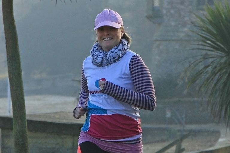 Brighton Marathon blog