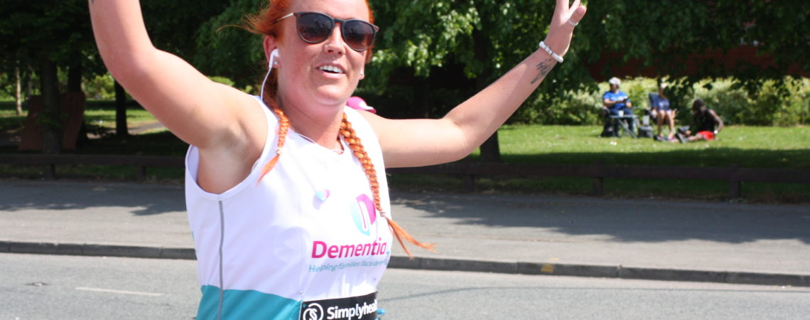 Karli - Simplyhealth Great Manchester Run