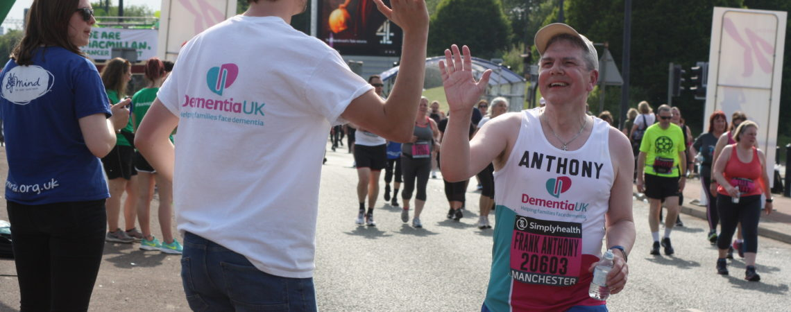Great Manchester Run - Anthony