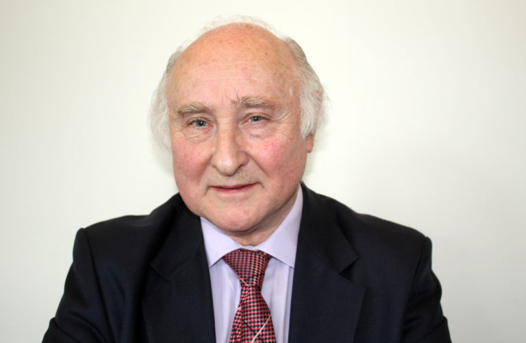 Professor David Croisdale-Appleby OBE - Board of Trustees for Dementia UK