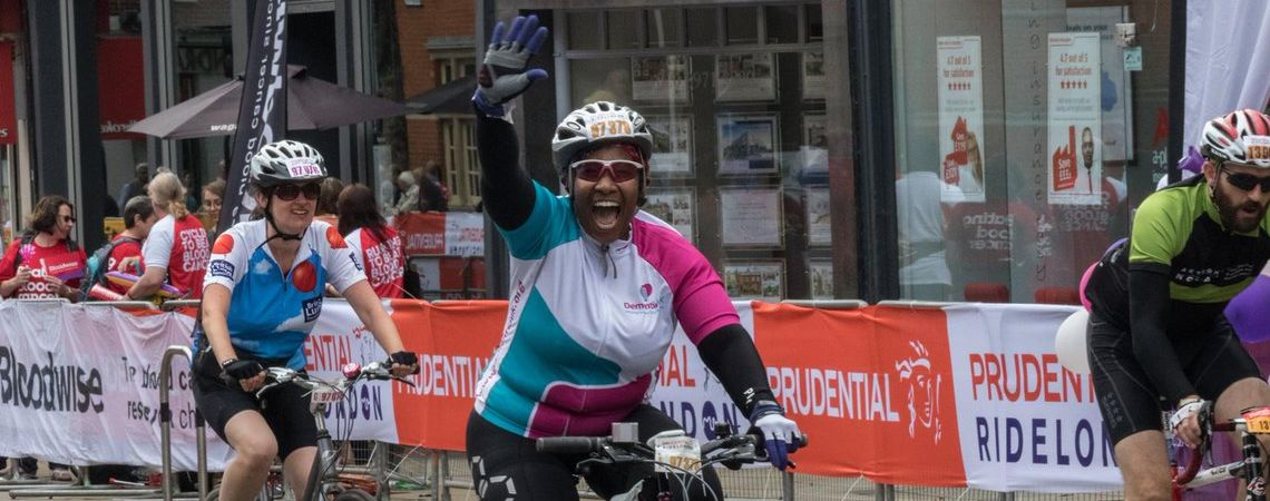 Prudential RideLondon-Surrey 46: Cycle for families facing