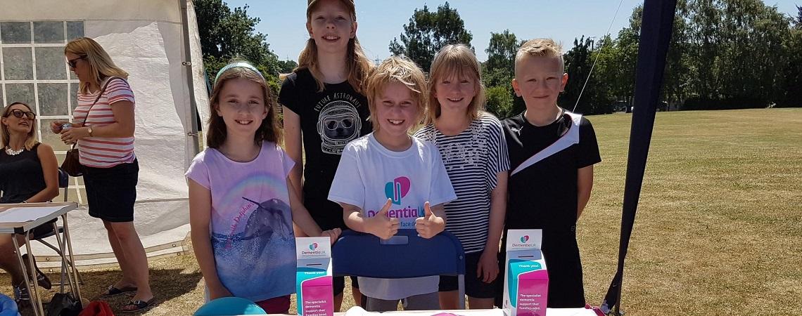 Fundraising ideas for Children - Charlie Philips