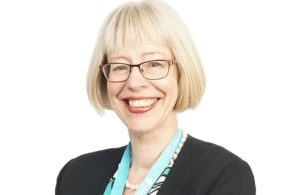 Hilda Hayo, Dementia UK's CEO and Head Admiral Nurse