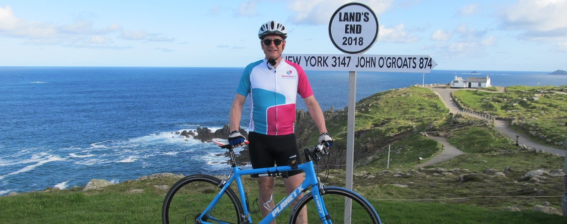 Create Your Own Cycling Challenge