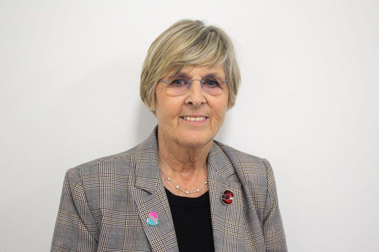 Jane Jason - Dementia UK's honourary president