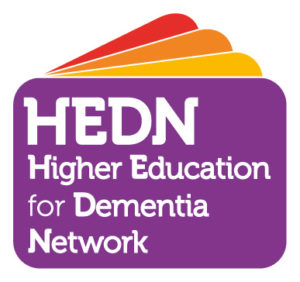 Higher Education for Dementia Network logo