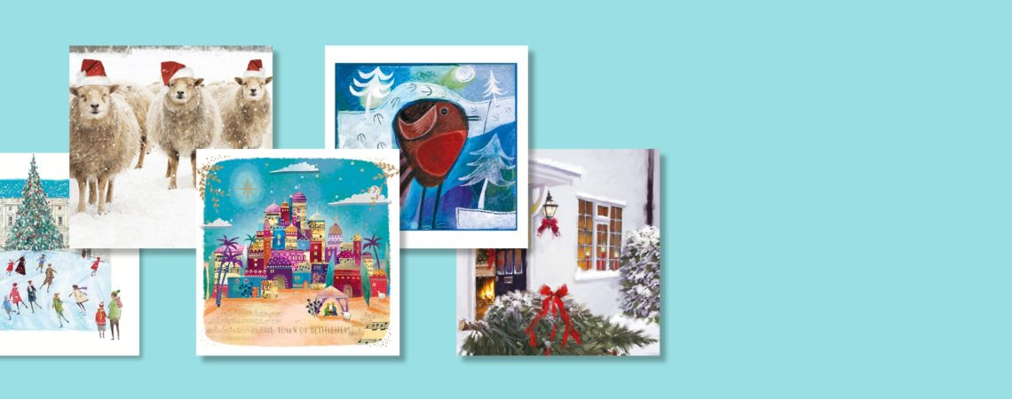 Dementia UK christmas cards
