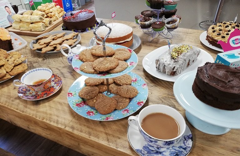 Time for a Cuppa - Recipes