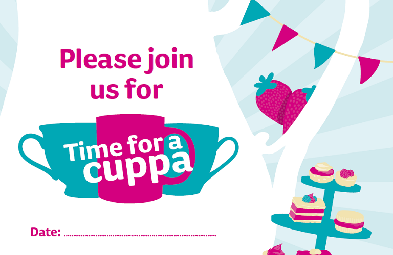 Time for a Cuppa poster