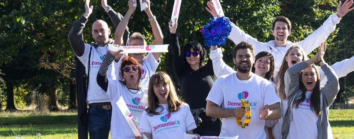 Dementia UK Cheer Point
