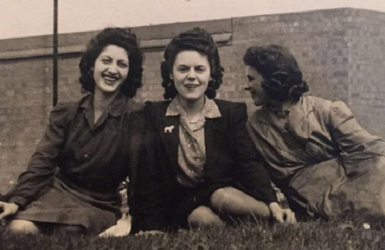 Family of Vera Kemp