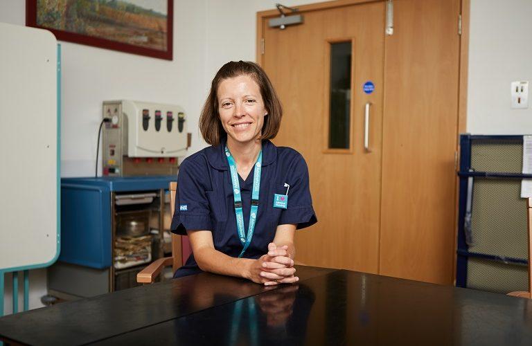 Hannah Gardner Admiral Nurse
