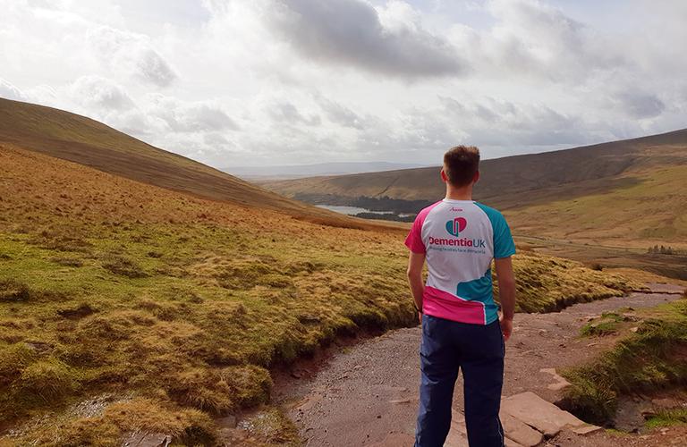 Trekking for Dementia UK