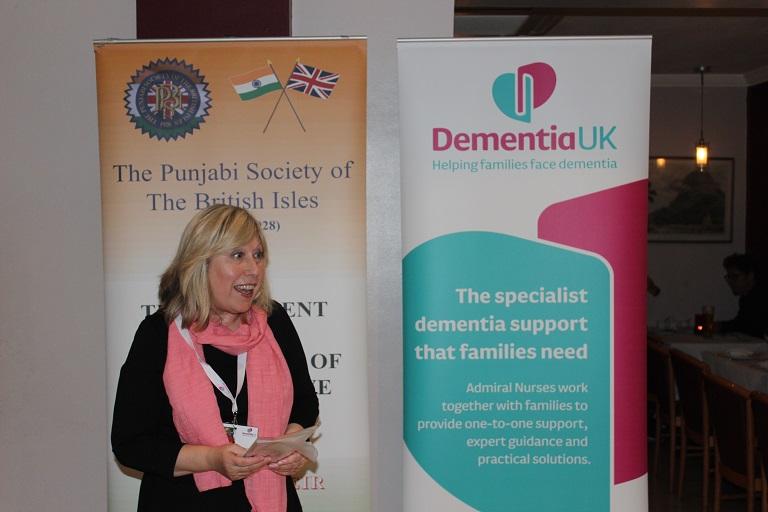 Brenda Foulds, Volunteer Ambassador