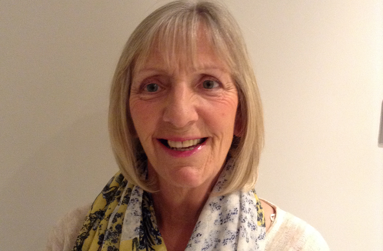 Our Volunteer Ambassador, Jean Broscombe, talks about
