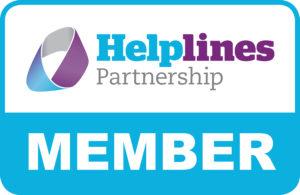 Dementia UK is a member of the Helpline Partnership