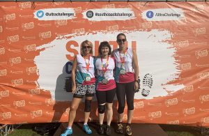 South Coast Challenge - communications team