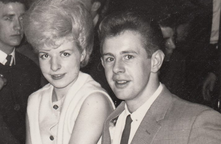 Alf and Mary Howarth