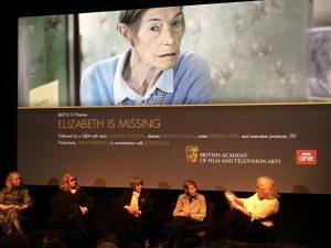 Elizabeth is Missing premiere