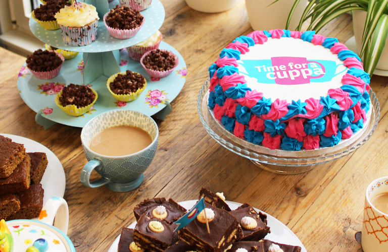 Make Time for a Cuppa and fundraise for Dementia UK