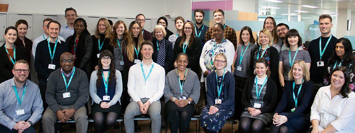 Dementia UK staff