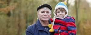 Look after families with dementia this winter
